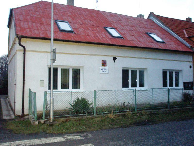 28a4ced81ed Budova Mateřské školy před rekonstrukcí
